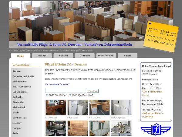 verkauf gebrauchtmöbel dresden - gebrauchte möbel in dresden ... - Ich Suche Gebrauchte Küche