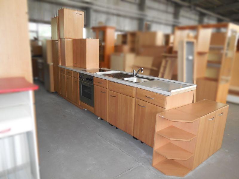 Küche mit Spüle & Ceranherd gebraucht Dresden - Ankauf und Verkauf ...