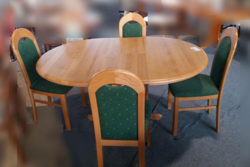 Tisch Mit 4 Stühle