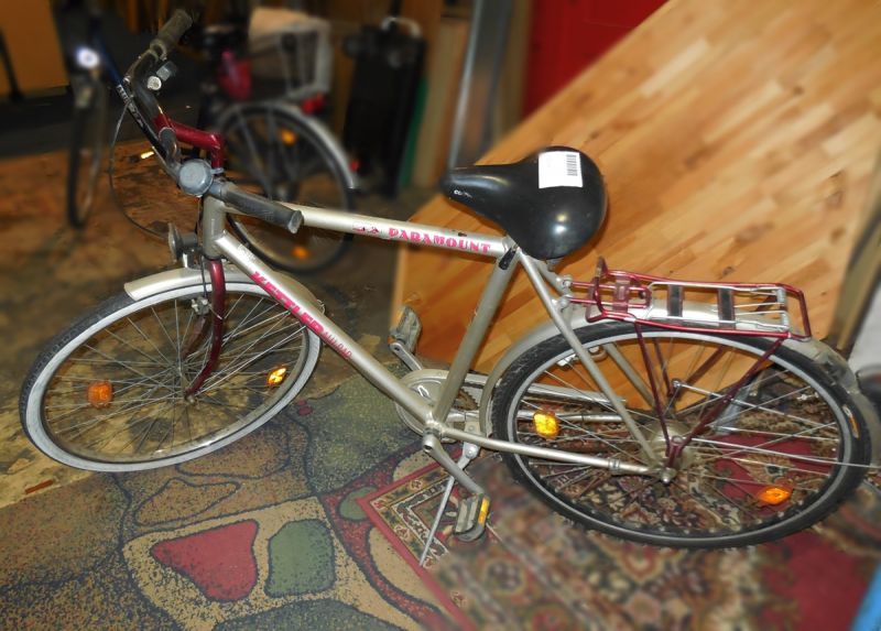 a9a2cb4c514844 Fahrrad Paramount Kettler Alu Rad Ankauf Und Verkauf Möbel