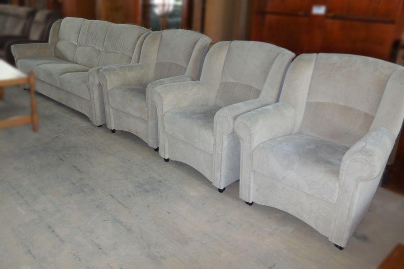 Dreisitzer Und 2 Sessel Gebraucht Dresden Ankauf Und Verkauf Möbel